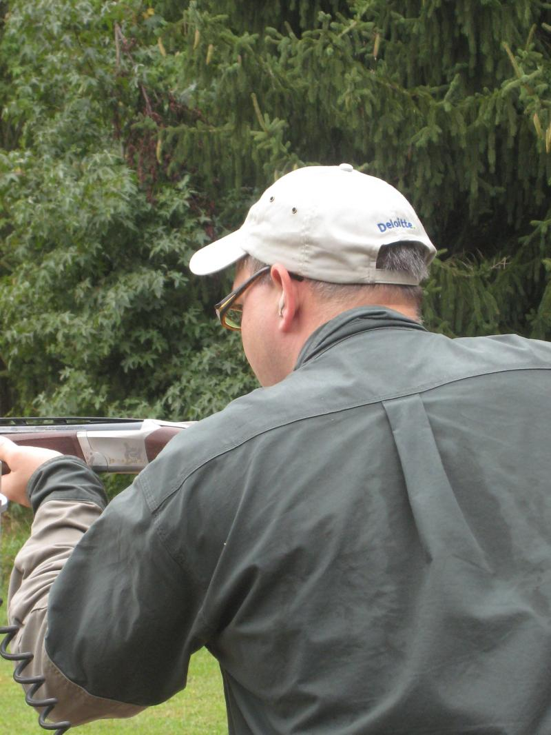 Sprting Clays develops Mental focus and Eye-Hand coordination
